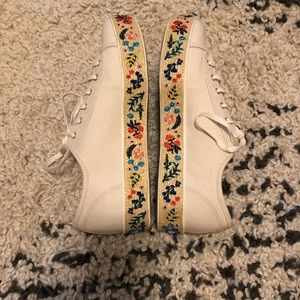 Platform rifle paper co x keds